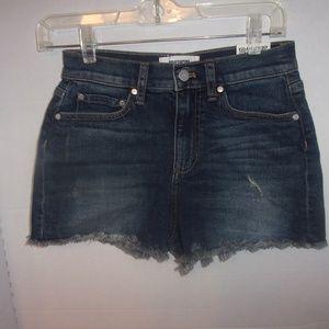 Victoria's Secret PINK high waist cut off shorts 4